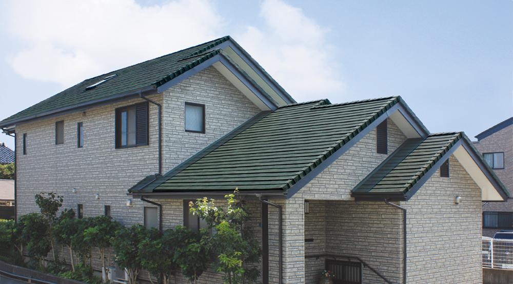 町田市で築17年の戸建て屋根・外壁塗装リフォーム