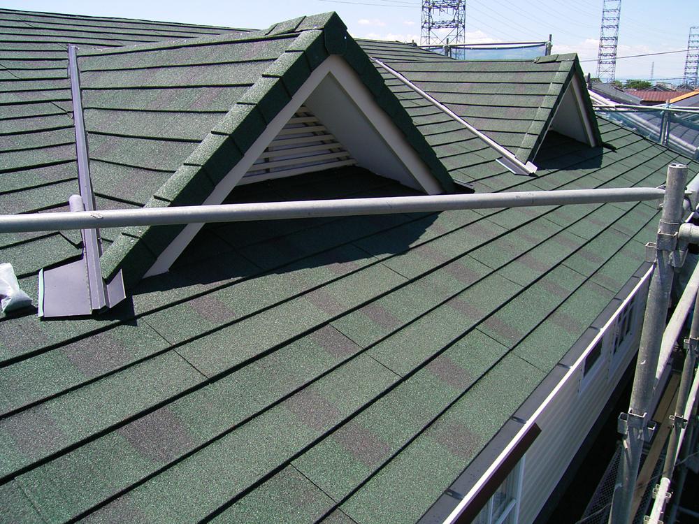 八王子でカバー工法の屋根リフォーム