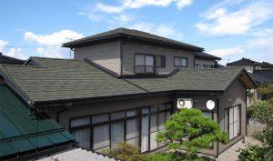町田市で瓦屋根をスレート屋根にリフォーム