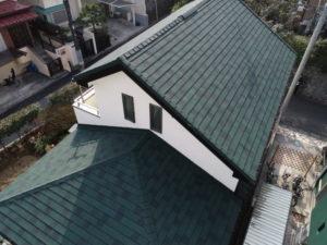 町田市金井 屋根リフォーム・外壁塗装