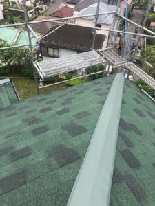 屋根カバー工法・ディプロマットスター