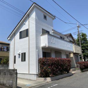 日野市旭ヶ丘M様邸 屋根カバー工法(ディプロマットスター)・外壁塗装(パーフェクトトップ)
