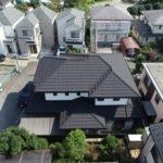 多摩市Y様邸 屋根葺き替え工事・外壁塗装工事・雨樋交換工事