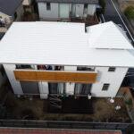 横浜市M様邸 屋根・外壁・ウッドデッキ塗装